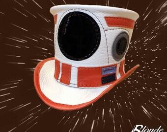 BB-8 Inspired Tiny Topper