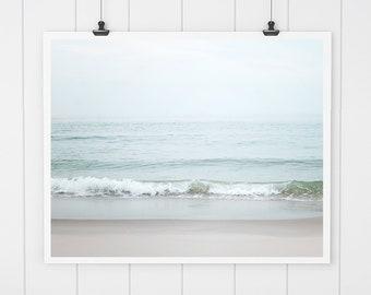 Beach House Decor, Ocean Photography, Ocean photo, Ocean print, beach decor, ocean wall decor, beach cottage decor, ocean wall art