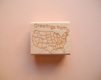 Greetings from USA Rubber Stamp