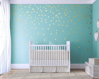 Polka dots - Wall decals - kids wall decals - polka dot wall stickers - polka dot wallpaper - wall decor stickers - circle wallpaper