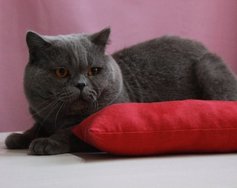 Cat Kicker Toy made with organic catnip