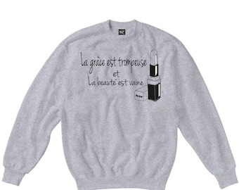 """""""Beauty"""" Sweatshirt"""