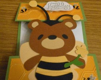 Beary Bee Birthday