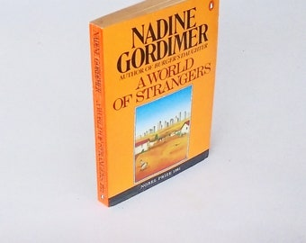 A World of Strangers by Nadine Gordimer (1962, Penguin  Books) Vintage Literature & Fiction Paperback Book
