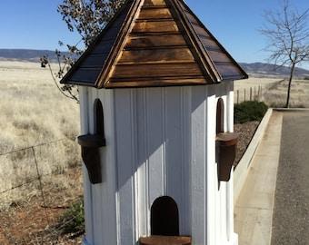 Dovecote, Fancy Birdhouse, Large Bird House, Custom Dovecote, Large Dovecote, English Style Dovecote, Birdhouse, Wooden Birdhouse,