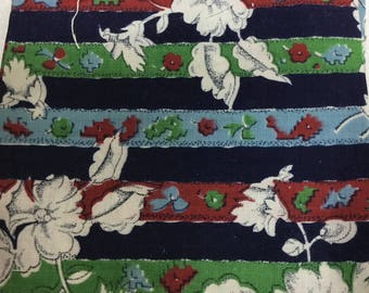 Fifty Vintage Cotton 4 inch Quilt Squares