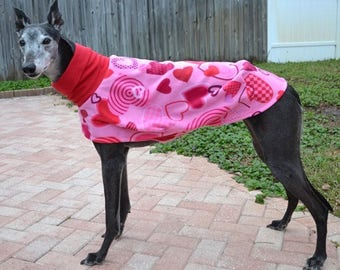 "Greyhound Coat. ""Sweet Bray's Jammie / Daycoat"" - Greyhound Sizes"