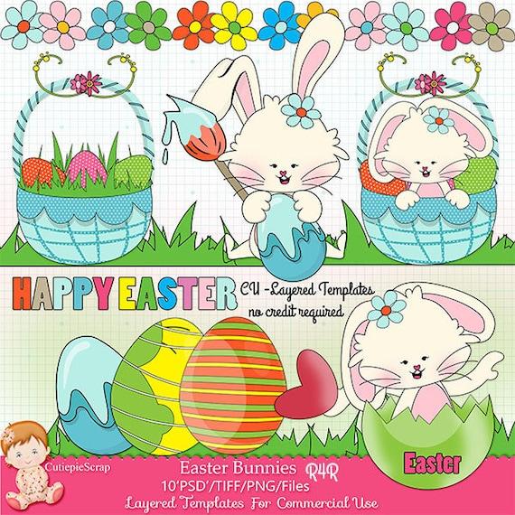 resale clipart psd layered templates easter bunnies rh etsy com primsy resale clipart resale shop clipart