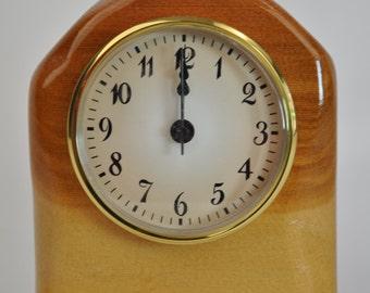 Lightweight Cedar Desk Clock