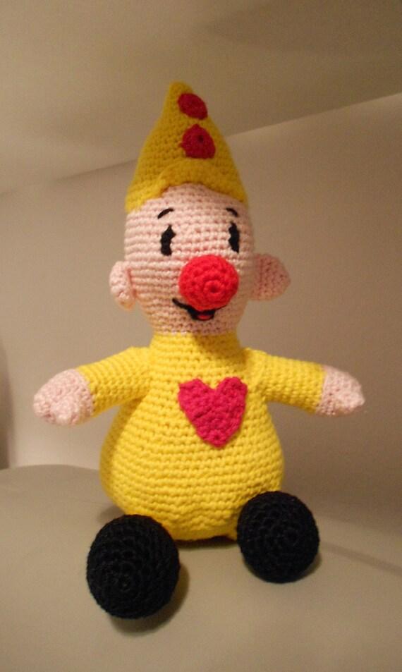 Häkelanleitung Bumba der Clown Ei Stulpen Eulen Ostern