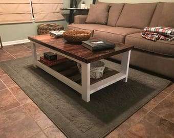 rustic pallet coffee table - Pallet Coffee Table