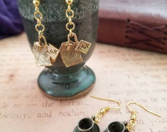 Cup of Tea - Earring Set