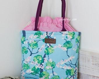 309 Maleena Diaper Bag PDF Sewing Pattern