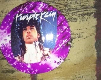 Prince purple rain magnet