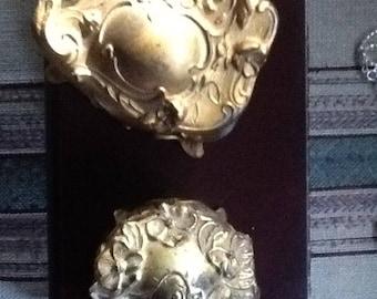 Antique Jewelry Caskets (2)