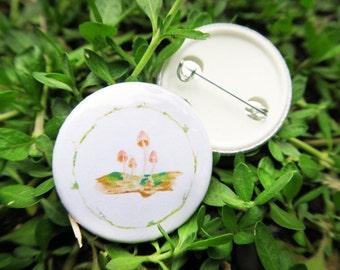 Animal Badges - badge pin button