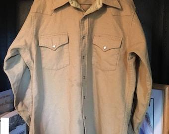 Pendleton woolen Pearlsnap Western Shirt