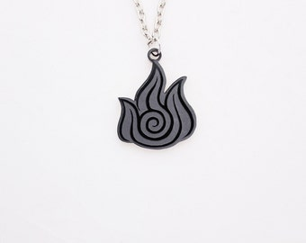 Fire Nation necklace