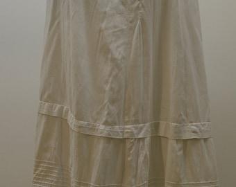 Victorian Edwardian MATERNITY Petticoat