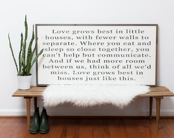 Love Grows Best (Horizontal) 4x2