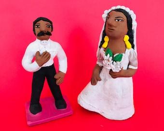 Mexican ceramics. Wedding present. Mexican wedding. Oaxacan ceramics.