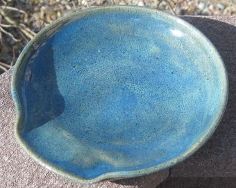 Spoon Rest in Porcelain Clay - See shop for more handmade pottery