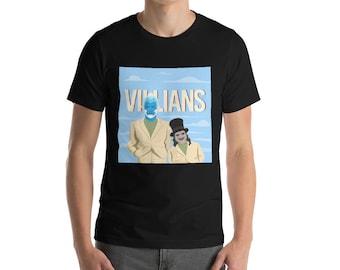 Villians t shirt
