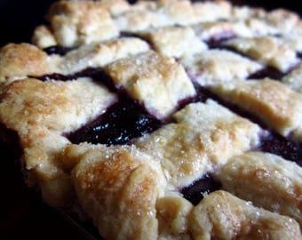 Sugar Free Fruit Pies