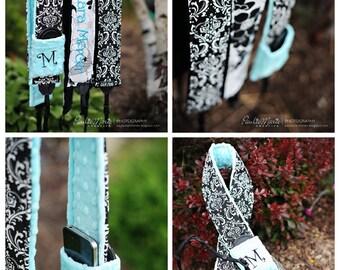 Personalized Quick Release Crossbody Crossbody Camera Strap Set - CANON Nikon