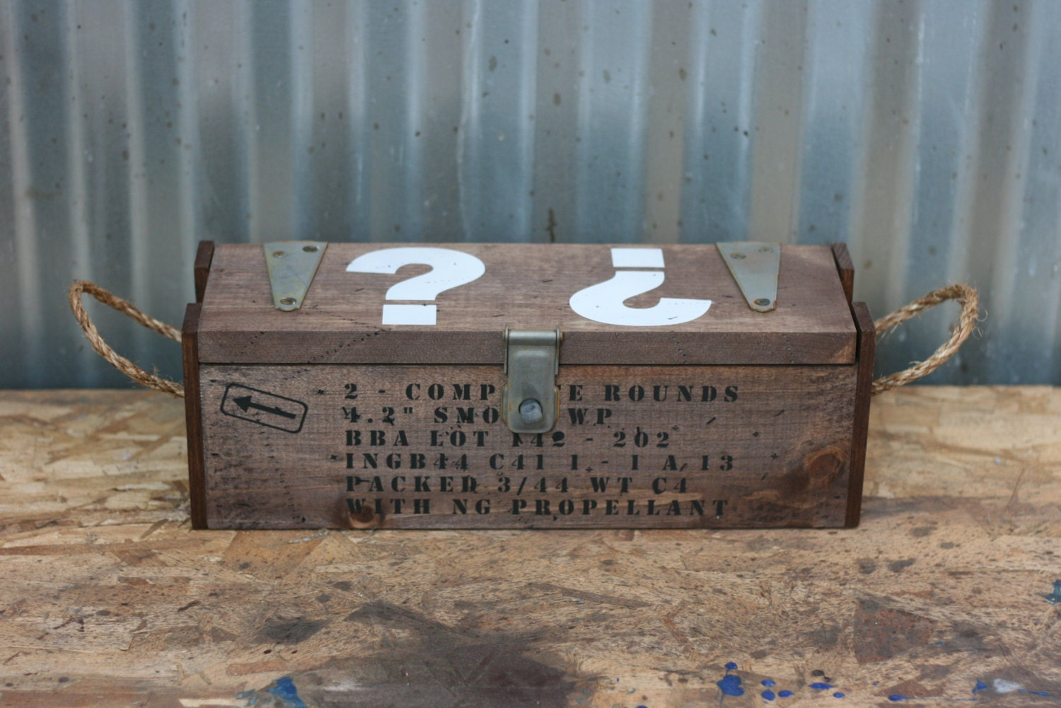 Cod black ops zombies mystery box real life replica no zoom malvernweather Choice Image