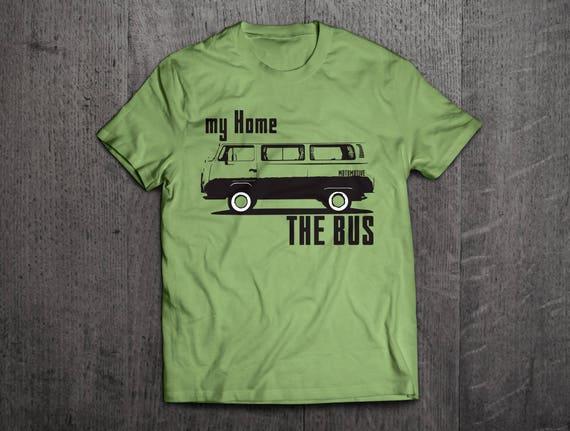 vw bus t shirt beetle shirts bug shirts bug bus. Black Bedroom Furniture Sets. Home Design Ideas
