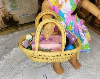 American Girl Doll Easter Basket (SKU F99)