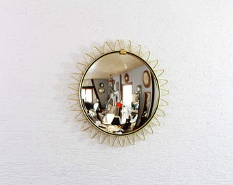 Mirror witch convex / domed mirror