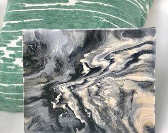 Ring Geode Original Painting