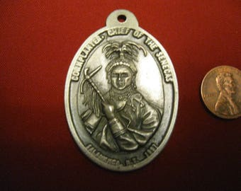 nmlra 21st eastern primitive rendezvous pendant cornplanter chiefs of the seneca  ship free