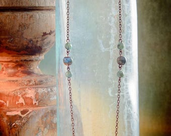Through The Storm Necklace