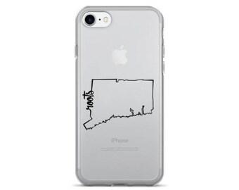 Connecticut Roots - iPhone Case (iPhone 7/7 Plus, iPhone 8/8 Plus, iPhone X)