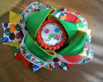 Hungry Caterpillar Spike Bow