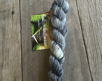 Sock Yarn Mini- One for Sorrow