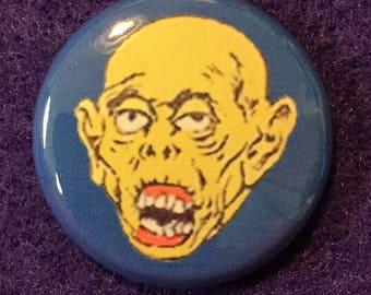"Ben Cooper Ghoul Mask 1"" pinback button"