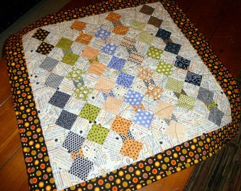 Boo Crew Tabletopper Quilt