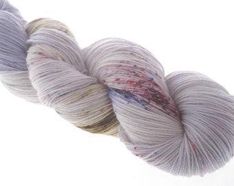 Australis DK and Johnny Sock Yarn -   Superwash Merino  Hand dyed yarn, FIELDS