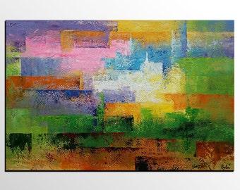 Canvas Wall Art, Large Art, Abstract Art, Art Painting, Original Painting, Large Wall Art, Original Art, Abstract Painting, Canvas Painting