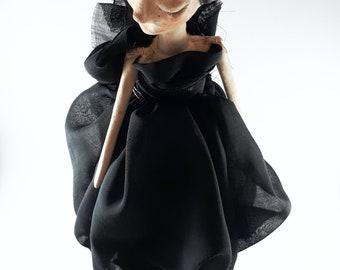 Iris OOAK Art Doll