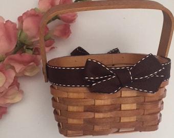 Quaint Basket