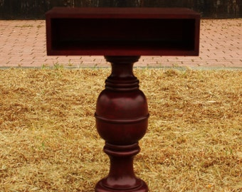 Boho Console Bedside Table/ Custom made