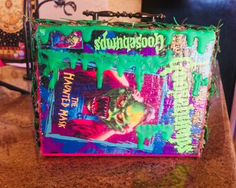 Goosebumps cigar box purse