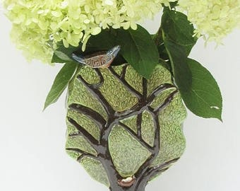 ceramics and pottery handmade vase; ceramic vase; pottery vase; ceramic art; hand built pottery;