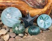 Blue Float & Sea Life Set...