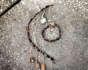 Dream Catcher - All Natural/New Beginnings/Intuition Enhancer